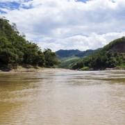 Rio Huallaga - Rumbo a Chazuta