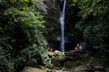Las Cataratas de Ahuashiyacu