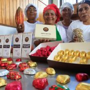 Productoras del chocolate muestran sus productos