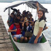 Paseo en Bote por La Laguna Azul