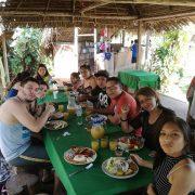 Almuerzo Incluído en Tour Por la Laguna Azul